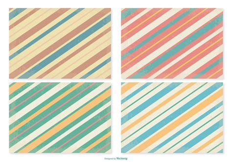 pattern vector stripes retro stripe patterns download free vector art stock