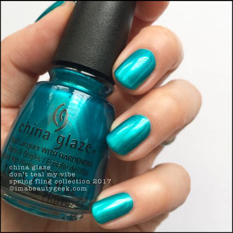 China Glaze Nail by China Glaze Fling Collection Swatches Review 2017