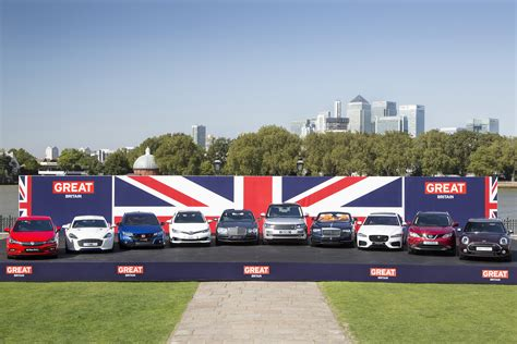 the best cv ever best year in a decade for british car manufacturing as