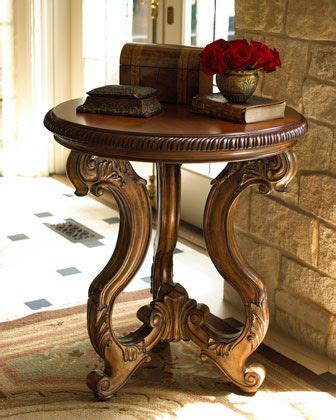 tuscan accent tables accent table tuscan style pinterest