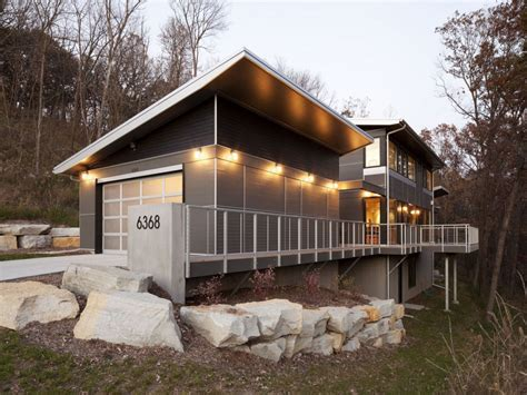 Contemporary Mountain Home Plans by Contemporary House Plans Flat Roof Mountain Contemporary