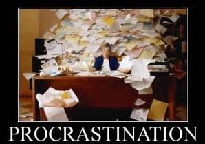 Joseph Procrastination Procrastination I Ll Explain It Later Let S Win College