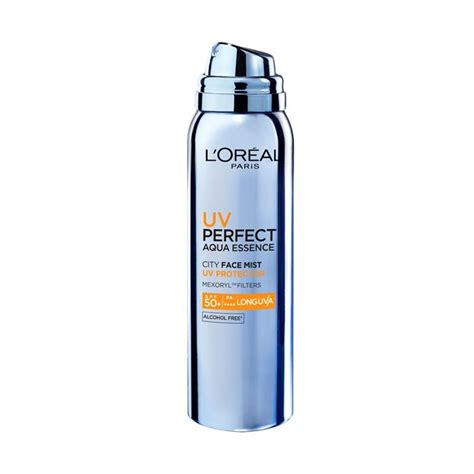 Harga L Oreal Uv Aqua Essence l oreal uv aqua essence city spf 50 uv mist