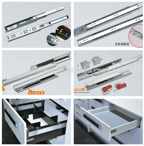 Concealed Undermount Drawer Slides by 3 Fold Drawer Slides Undermount Soft Concealed Soft Closing Slides View 3 Fold Drawer