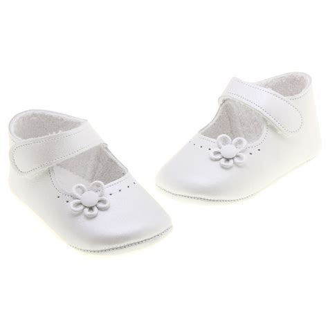 soft leather baby white shoes cachet