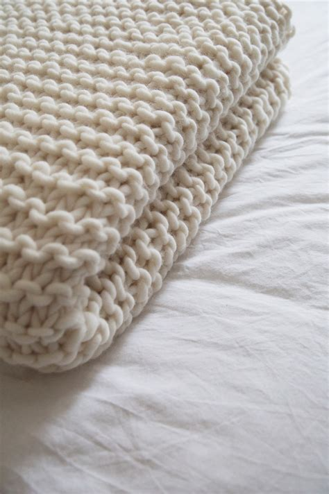 how do you knit a blanket how to knit a blanket watg