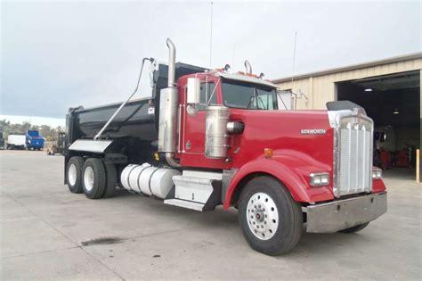 kenworth truck w900l 1994 kenworth w900l dump truck for sale greeley co