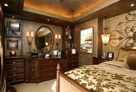 Home Interior Wall Sconces Bedrooms By Robeson Design Traditional Bedroom San