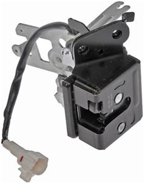 Toyota Sequoia Rear Latch Fits 2001 2007 Toyota Sequoia Rear Tailgate Hatch Lock