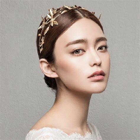 vintage wedding hairstyles with tiara aliexpress buy vintage bridal headband dragonfly