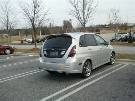 Suzuki Aerio Turbo Spotted In Raleigh Continued
