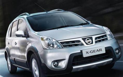spesifikasi serta harga nissan livina tipe xr dan x gear mobilmo