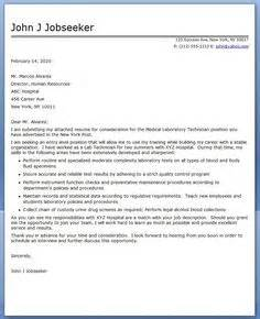 Er Technician Cover Letter by Fluid And Statistics On