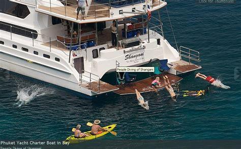 catamaran charter in thailand luxury catamaran shangani 70 foot luxury catamaran