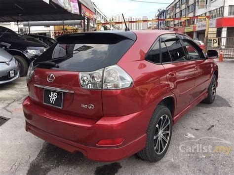 harrier lexus 2005 toyota harrier 2005 240g 2 4 in selangor automatic suv
