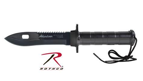 survival knife kit rothco deluxe adventurer survival kit knife