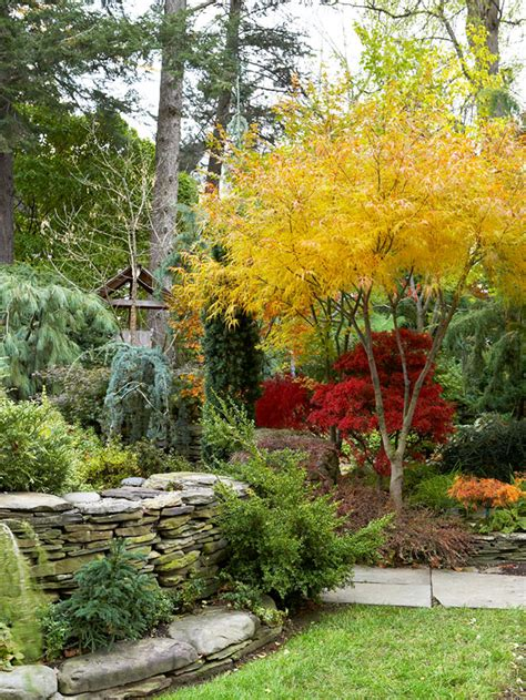fall landscaping fall landscaping ideas a mosaic of colors shapes and scents