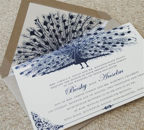 unique blue keepsake wedding invitations 30 unique vintage wedding invitations