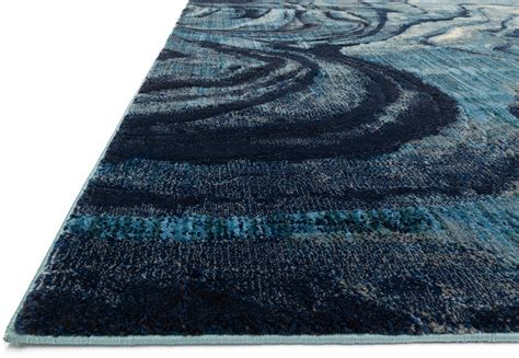 indigo blue rug dreamscape dm 13 indigo blue area rug from the modern rug masters collection at modern area rugs