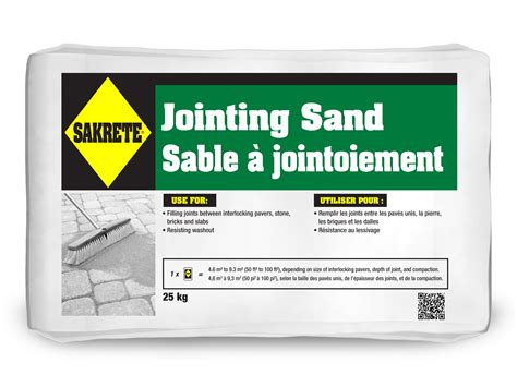 sakrete jointing sand gt king home improvement products