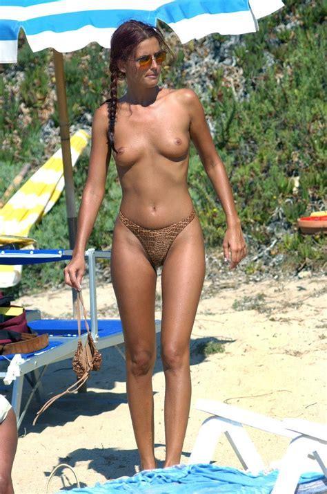 Topless Vacation Cdm Bonus Allessia Merz Topless On Vacation Pics Mb
