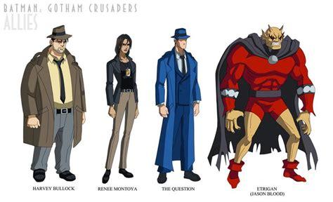 Jim Joker Gift 1fg Black batman gotham crusaders this should be real