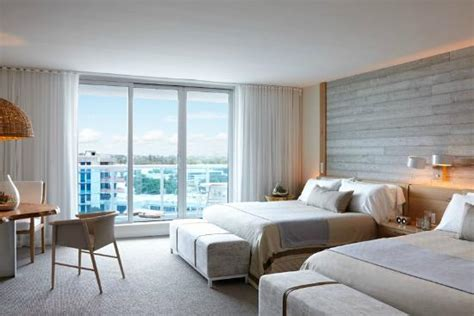 hotel with 2 rooms in 1 pool view two beds picture of 1 hotel south miami tripadvisor