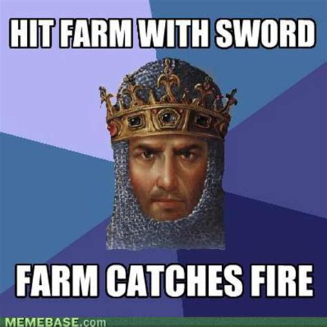 Age Of Memes - image 128960 age of empires know your meme