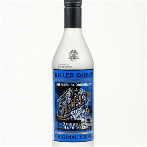 The Launch Of Premium Vodka by Launch Premium Vodka Celebrating Freddie Mercury