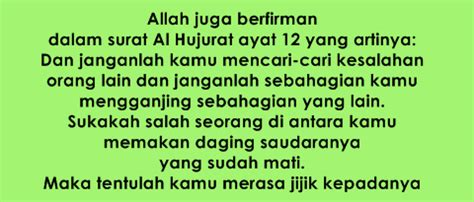 Mutiara Shahih Asbabun Nuzul Salamadani assalamualaikum orang beriman dilarang mencemuh dan merendah rendahkankan orang