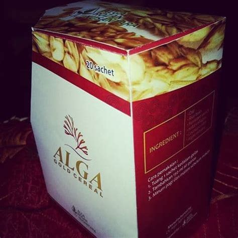 Alga Gold Wa 0857 4839 4402 Alga Gold Cereal Herbal Diabetes