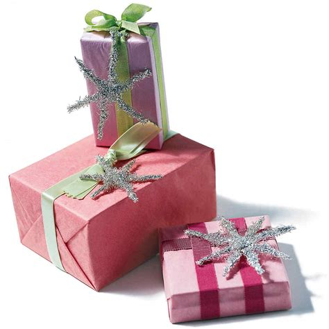 gift packing ideas christmas gift wrapping ideas martha stewart