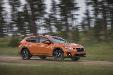 New Subaru Crossover 2018 by Review 2018 Subaru Crosstrek The Crossover For Active