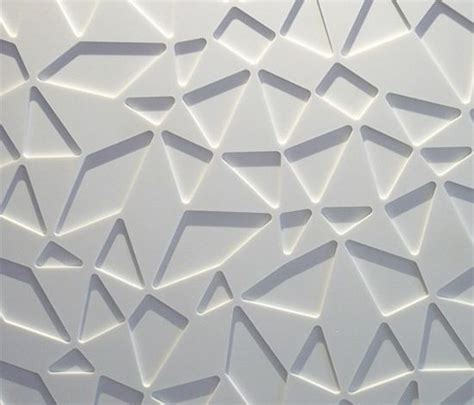 geometric pattern wall panel paneles murales revestimientos de pared repete wall