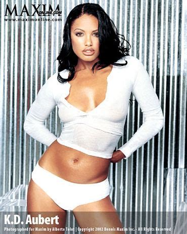 k d picture of k d aubert
