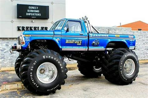 1979 bigfoot truck 18 1979 ford f 250 bigfoot 1 size tires