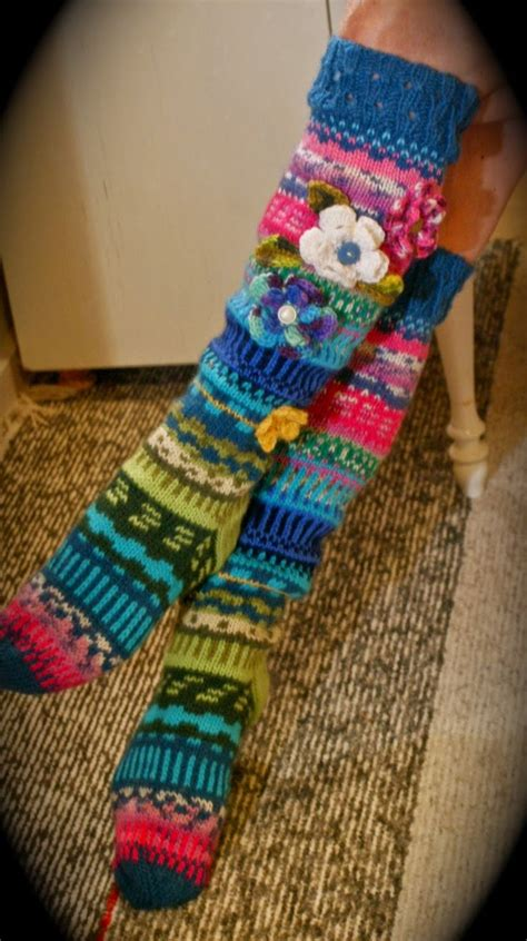 high pattern socks 17 best images about high crochet knee highs search and
