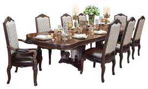 Victorian Dining Room Sets victoria palace 7 piece dining table set victorian dining sets