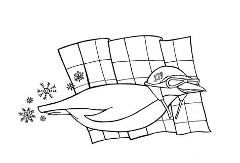 tacky penguin coloring page tacky the penguin coloring pages coloring home