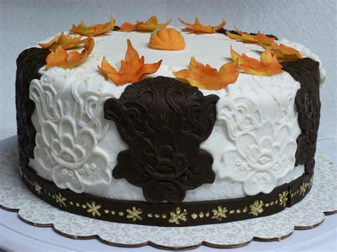 Chocolate Fudge Cake Decoration by Chocolate Fudge Cake With White Chocolate Mousse Filling