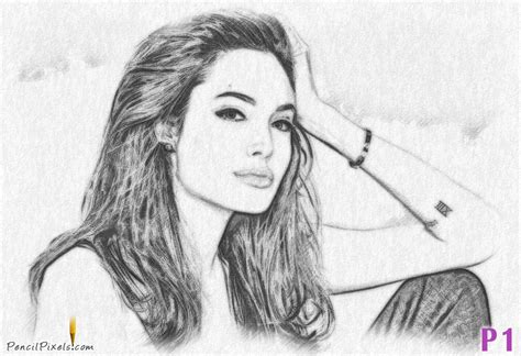Sketch Online turn any image into a pencil drawing or pencil sketch in