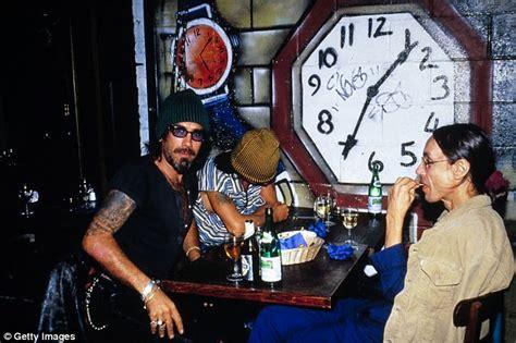 village pop tattoo johnny depp s favourite artist owned jarred fetus