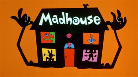 mad house madhouse 1990 art of the title