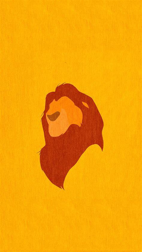 lion king texture illustration iphone  wallpaper hd