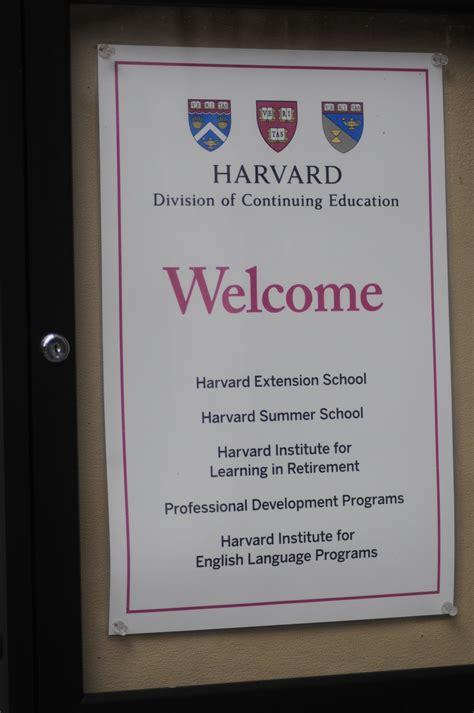 Harvard Extension School Mba Program by Extension Granted Magazine The Harvard Crimson