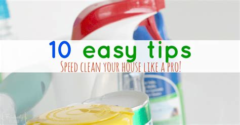 10 tips diy ideas to refresh your home for spring 10 tips for speed cleaning fabulessly frugal