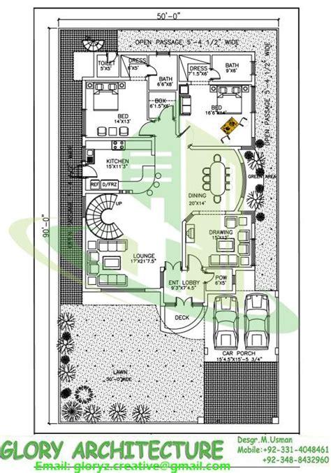 house designs floor plans pakistan drawings map naksha 3d design house elevation plan d
