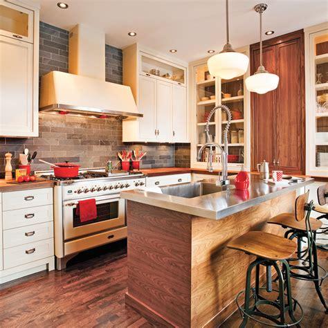 deco de cuisine cuisine de style bistro rustique cuisine avant apr 232 s