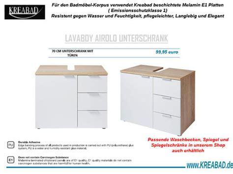 Badezimmer Unterschrank Bauhaus by Badm 246 Bel Unterschrank Lavaboy Badshop Baushop Bauhaus