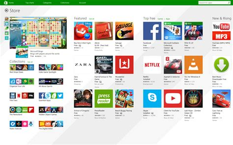store windows universal apps and the windows store windows 10